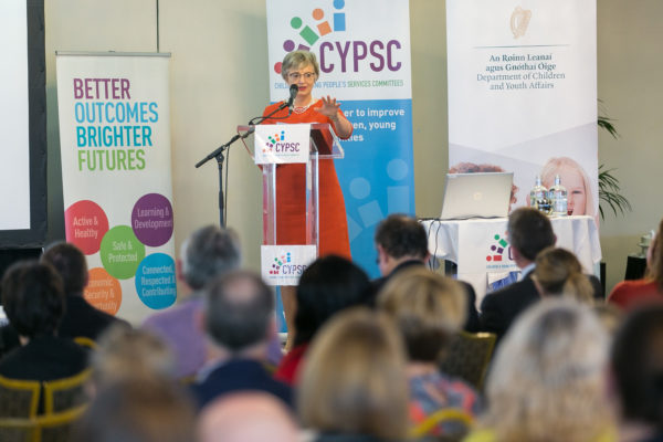 DCYA TUSLA CYPSC joint conference