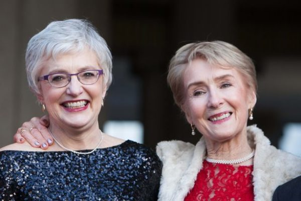The Irish wedding of Katherine Zappone and Ann Louise Gilligan