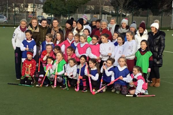 Loreto Hockey Club visit