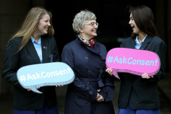 Rape Crisis Centre Ask Consent Launch