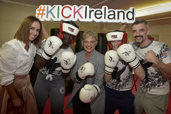 Tallaght Kick Academy Launch