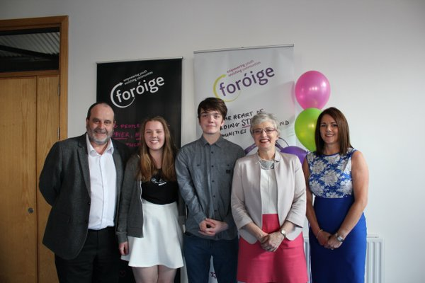 Foroige Tallaght visit