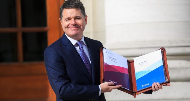 2020 Paschal Donohoe's Budget